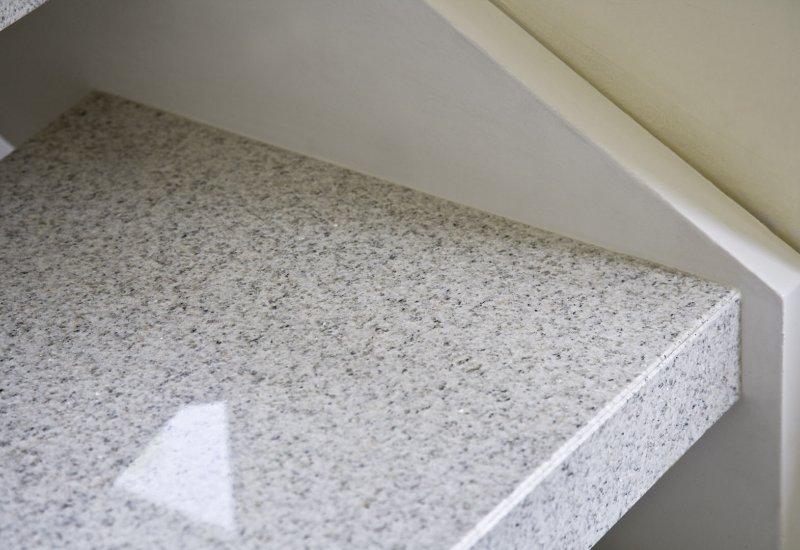 D rholt fliesen gmbh wuppertal treppe imperial white - Treppen fliesen granit ...