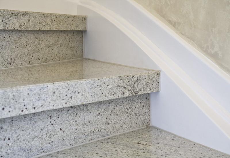 D rholt fliesen gmbh wuppertal treppe kashmir white - Treppen fliesen granit ...
